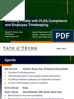 FLSA Compliance