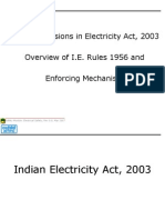 2. Safety Provision in Electricity Act