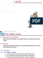 5. Fire Safety Audit