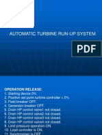 AUTOMATIC TURBINE RUN-UP SYSTEM