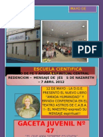 GACETA JUVENIL E.C.B. Nº 47 REVISADA