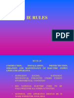 Elect Rule Dis