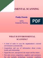 Environmental Scanning in Ntpc