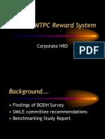 NTPC Reward System