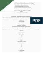 Reconocimiento de Patrones en Series Alfanumericas Y de Figuras