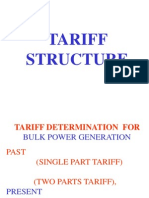 Single & Two Part Tariff