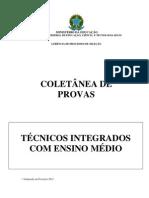 Coletanea Cursos Tecnicos Integrados 2012