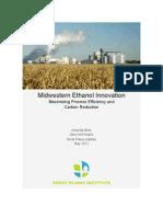 Mid Western Ethanol Innovation GPI 2012
