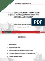 Valoracion Economica Cusco