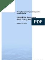 IMCAD024 DESIGN Sat Diving Systems