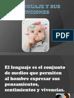 El Lenguaje y Sus Funciones