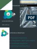 Slides Cidades Inteligentes e Sustentabilidade - Caso de Portugal