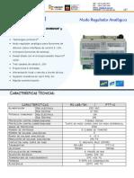 Hoja de características (INS-360X)