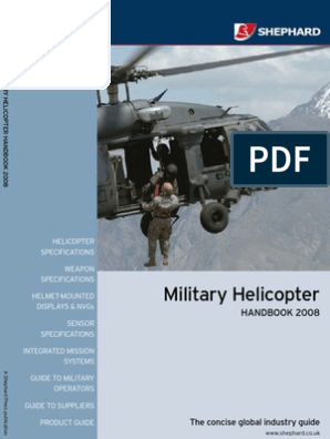 Helicopter HDBK | Bell Uh 1 Iroquois | Military Equipment