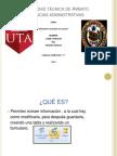 Consultas de Access - Jaime Chinachi