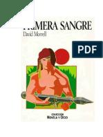 Morrell David - Primera Sangre