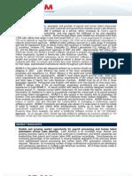 Adam Technologies International Overview