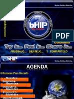 Franquicias Virtuales bHIP Global.