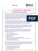 62 Ideas for Using ICT in ACL