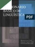 Diccionario Básico de Lingüística