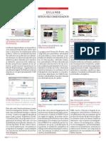 Webs sitios Recomendados