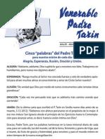 Padre Tarín nº464 Abril - Junio 2012