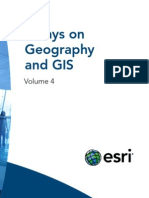 Essays on Geography and GIS Volume 4