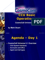 CCU Basic Operations Course
