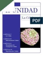 Unidad II - La Célula - 2009