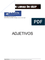 Apostila Adjetivos - Libras