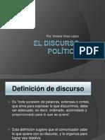 El discruso político