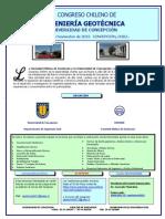 Congreso Geotecnia