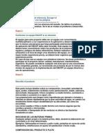 Plan HACCP Mermelada