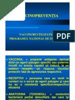 Stagiul II - Vaccinuri Din PNI