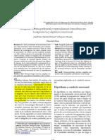 Amigdala, corteza prefrontal y especializacion hemisferica en emociónLEIDO
