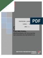 Planificacion Didactica General 2012