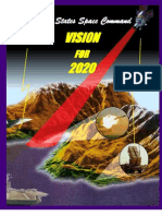 United States Space Command - Vision for 2020