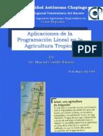 Aplicaciones de PL Agricultura
