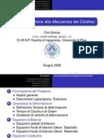 Santus - Seminario_MeccanicaDeiContinui