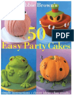 50 Easy Party Cakes[1]