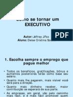 Como Se Tornar Um Executivo