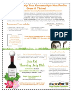 June-July 2012 Napa Chamber E-Sheets
