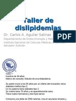 Taller de Dislipidemias