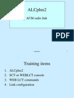 ALC+2 Training Slide