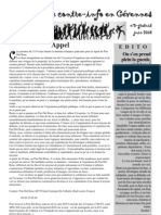 Bulletin de Contre-Info en Cevennes N°3