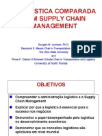 2 - A LOGÍSTICA COMPARADA COM SUPPLY CHAIN MANAGEMENT