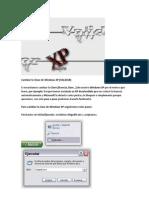 Cambiar La Clave de Windows XP