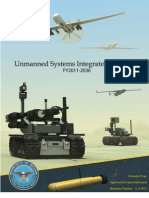 DOD - Unmanned Systems Integrated Roadmap (2011-2036)