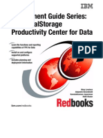 Deployment Guide Series IBM Total Storage Productivity Center for Data Sg247140