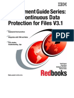 Deployment Guide Series Tivoli Continuous Data Protection for Files V3.1 Sg247423